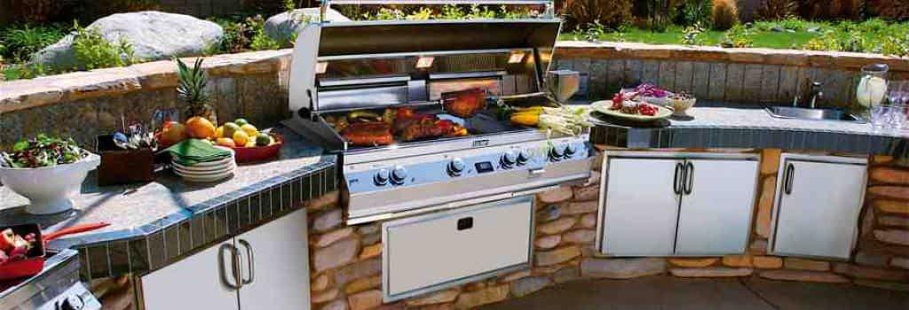 Outdoor Kitchen Appliances Repair